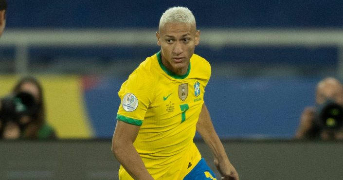 Richarlison's hat trick powers Brazil past Germany in Gold Medal rematch…