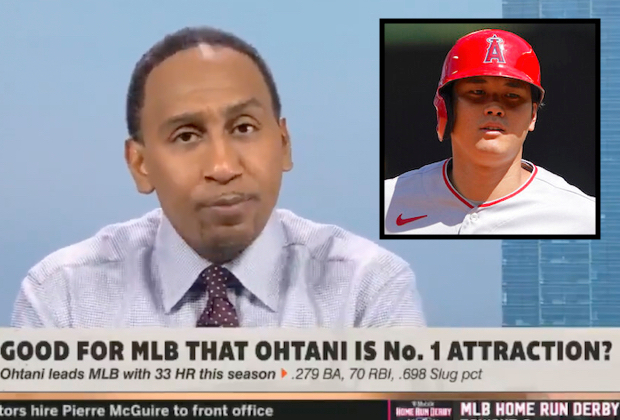 Stephen A. Smith backpedals on Ohtani comments — Woke apology tour rolls on…
