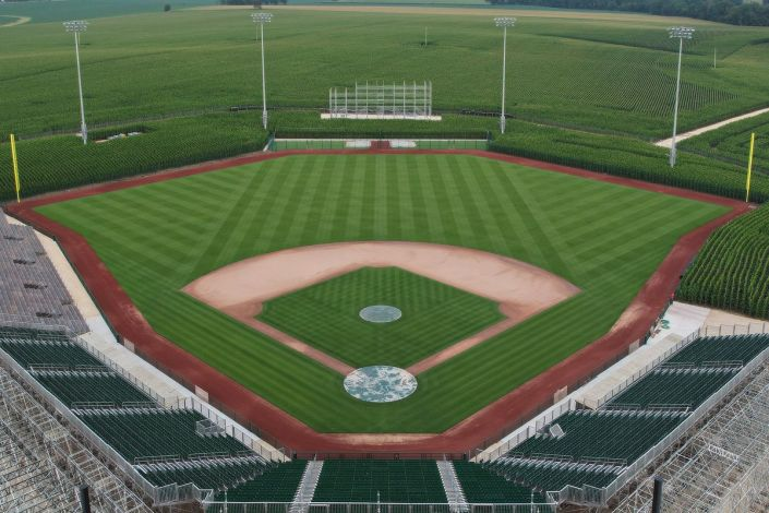 Field of Dreams game ends with walkoff HR…