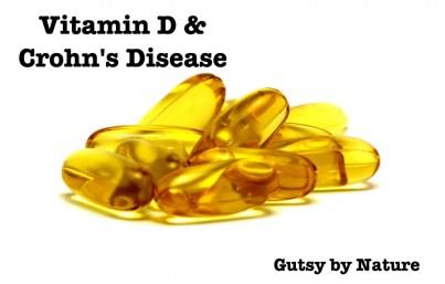 crohn's disease and vitamin d