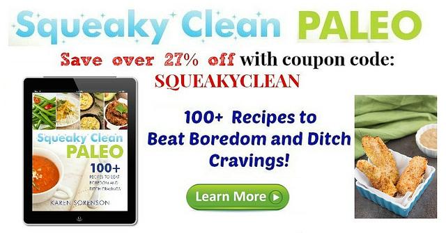 Squeaky Clean Paleo