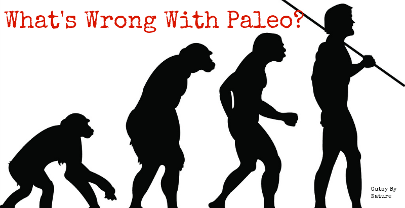 whats wrong with paleo diet