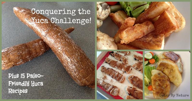 yuca challenge
