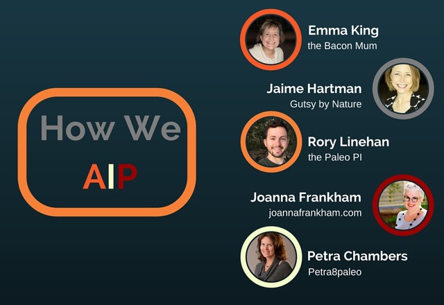 How I AIP: A Guest Post from Rory Linehan of The Paleo PI