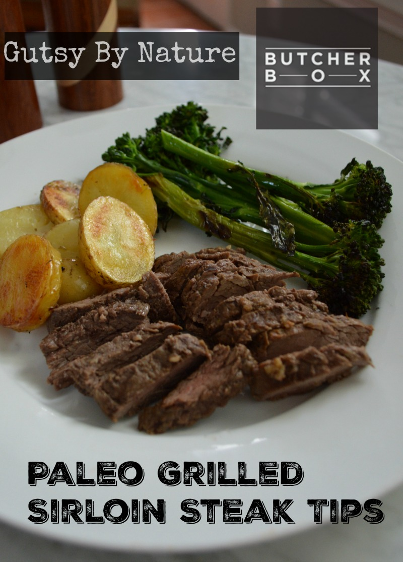 grilled sirloin steak tips 2