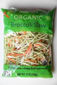 organic broccoli Slaw