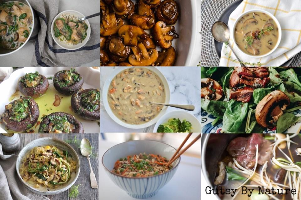 10 Easy AIP Mushroom Recipes