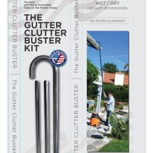 Gutter Clutter Buster KIT