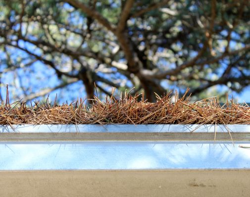 clogged gutters gutter cleaning wichita gutter king wichita