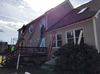 fascia replacement norwood