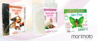 "Productos Morimoto ""Gluten Free"""