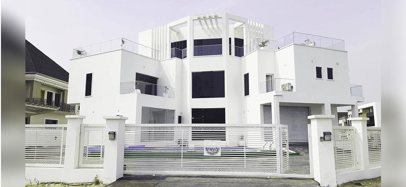 whitehouse duplex building project