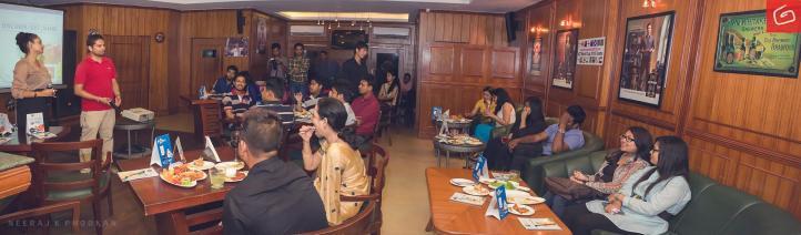 Foodie Meetup