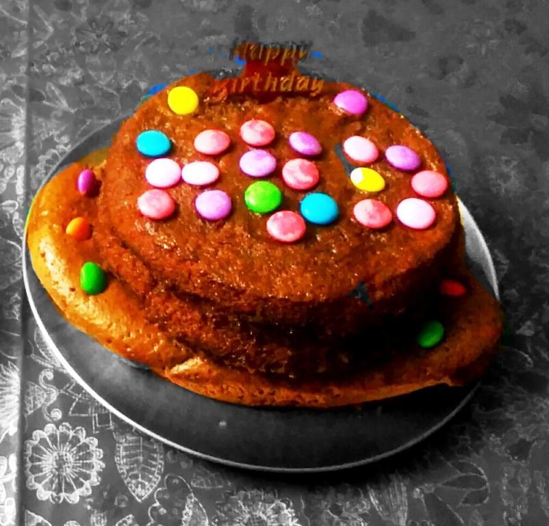 Egg-less cake by Mridusmita Deka #GuwahatiFoodie