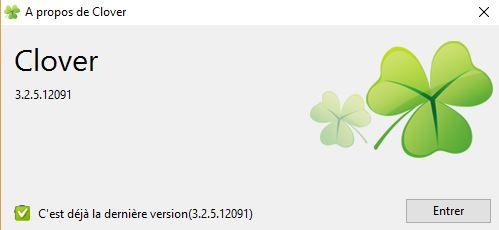 Windows : Des onglets pour l'explorateur de fichiers avec Clover