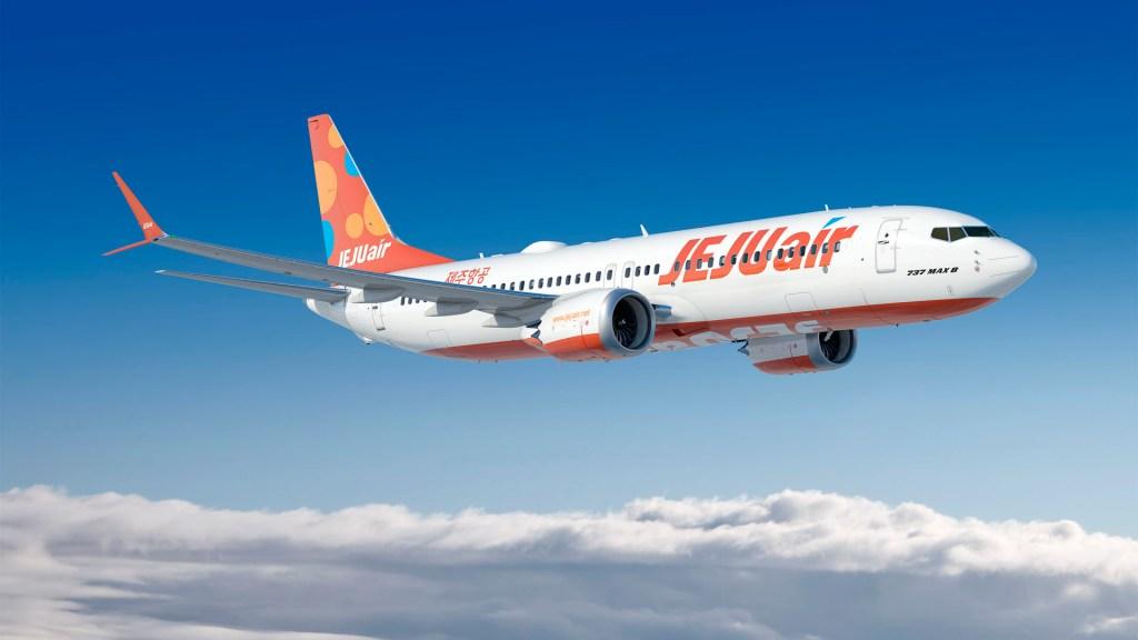 Jeju Air Boeing 737max