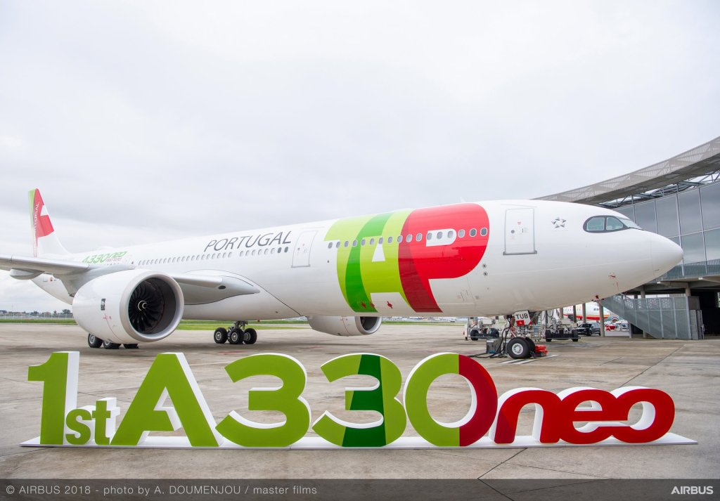 First A330-900, TAP Air Portugal