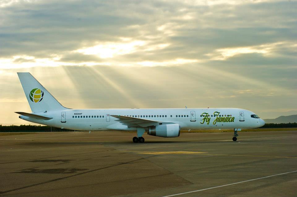 Fly Jamaica B757