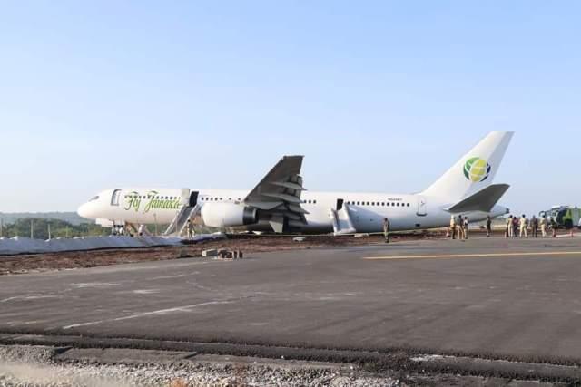 Fly Jamaica crash Guyana