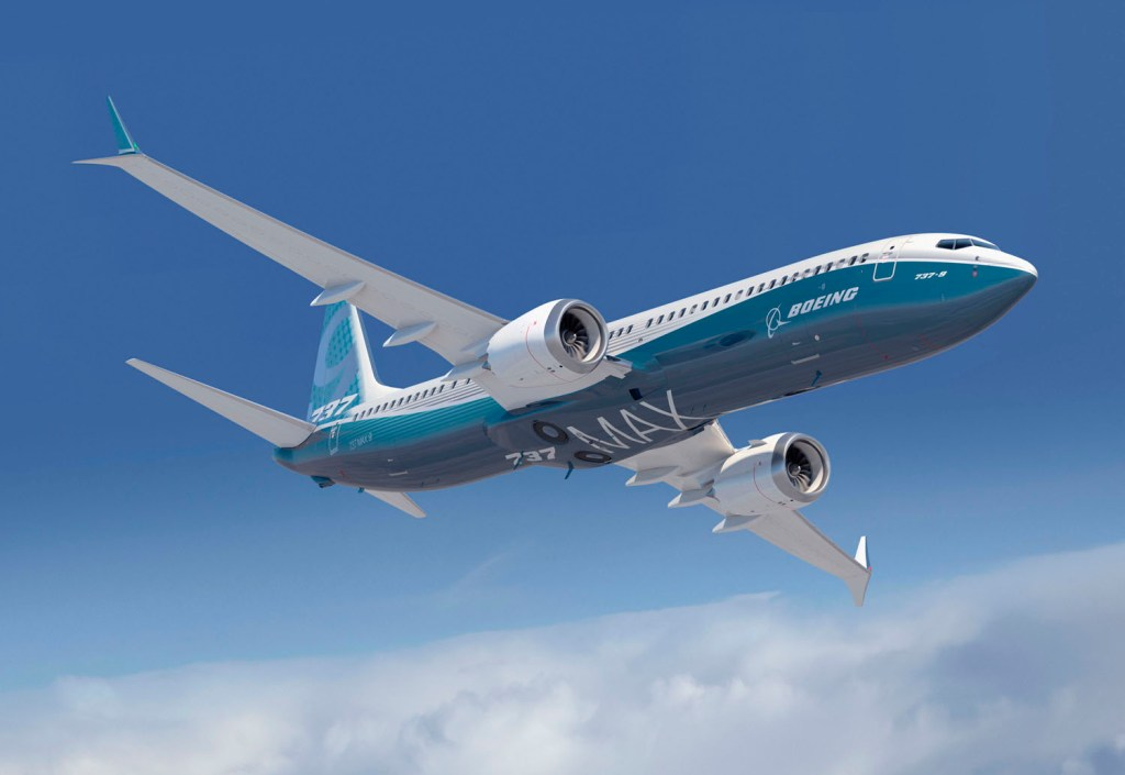 Boeing 737-MAX9