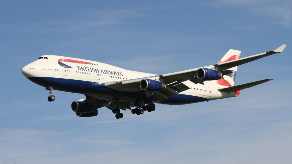 British Airways retires Boeing 747 fleet