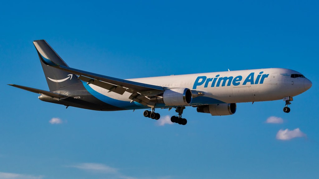 Amazon Air crash
