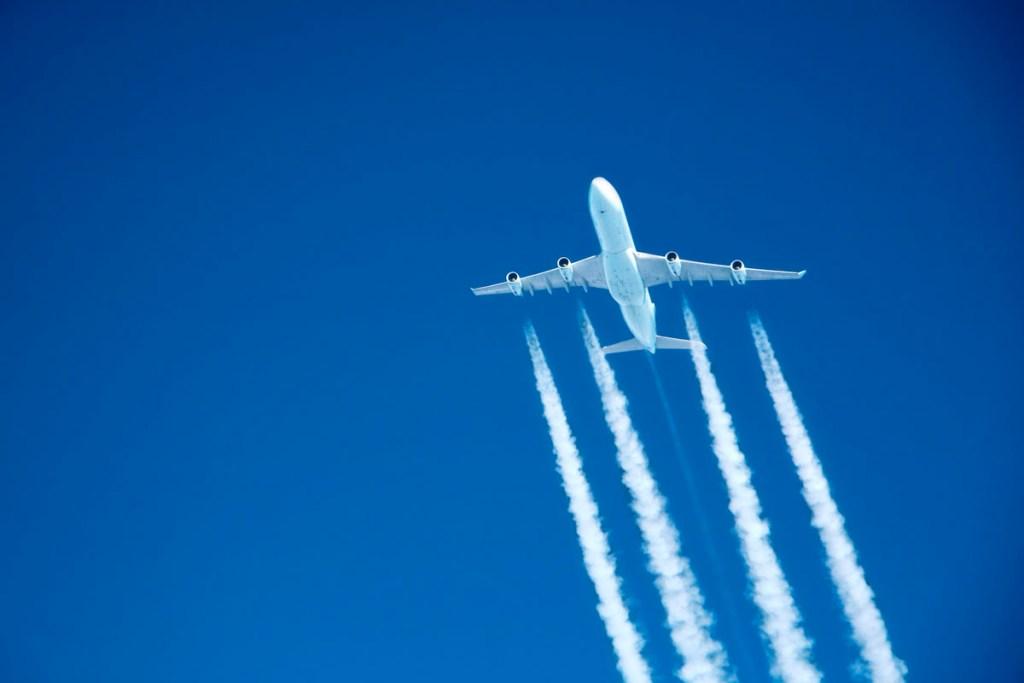 Aircraft emmissions