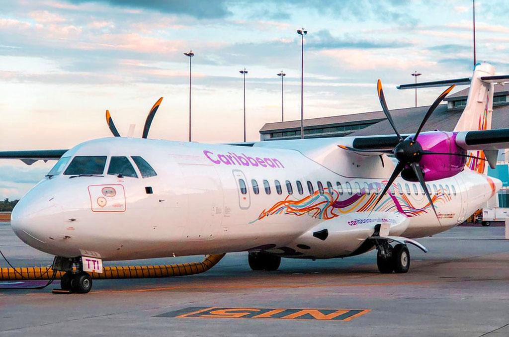 Caribbean Airlines ATR-72