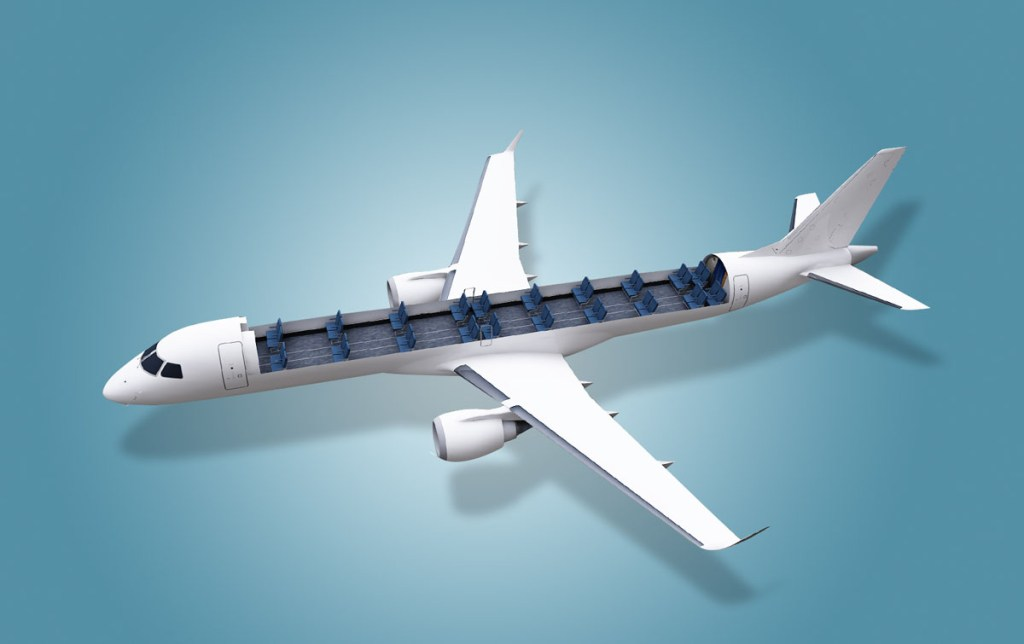 Embraer Develops Cargo Transportation Solutions for Commercial Aircraft