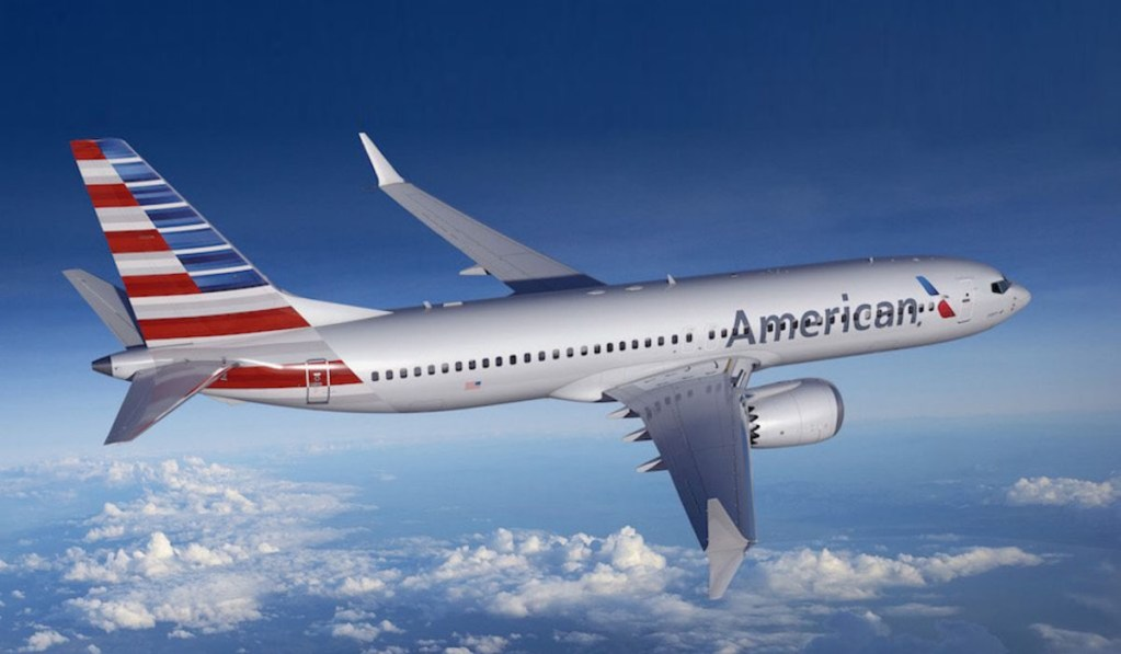 American Airlines 737-MAX