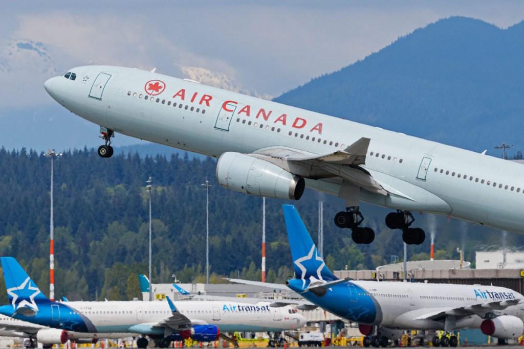 Air Canada, Transat
