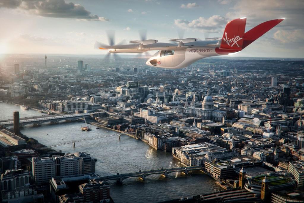 Virgin Atlantic - Vertical_Aerospace Collaboration