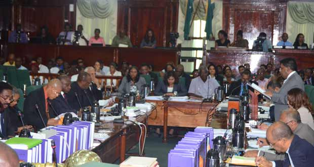 $220B Budget 2014: Continuing building a modern, prosperous Guyana