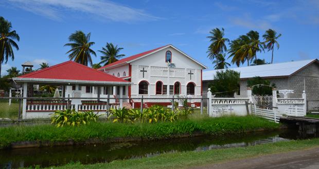 Ann's Grove Congregational Church