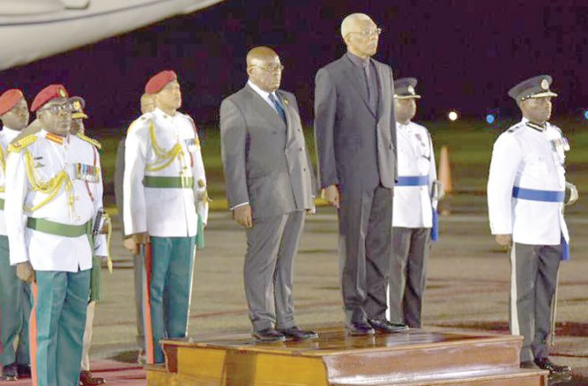After Barbados, Guyana also signs visa waiver agreement with Ghana