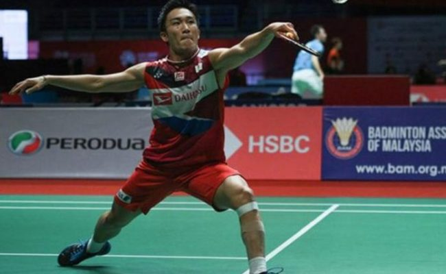 Badminton World Number One Kento Momota Injured In Crash
