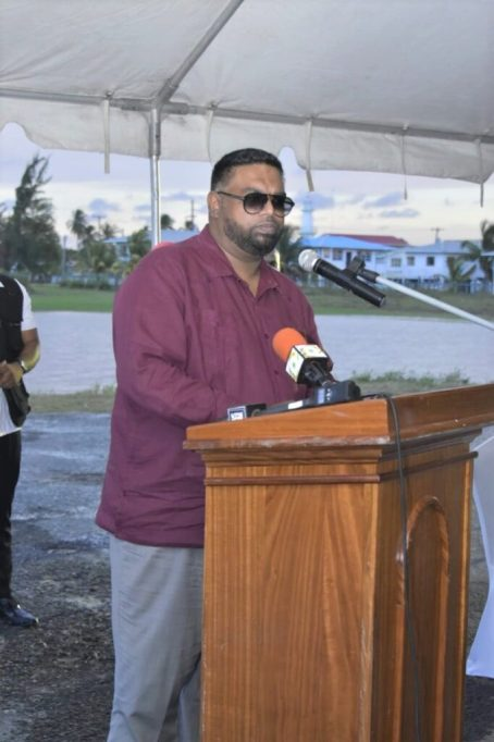 Upgrade Planned for All Hospitals – President Ali