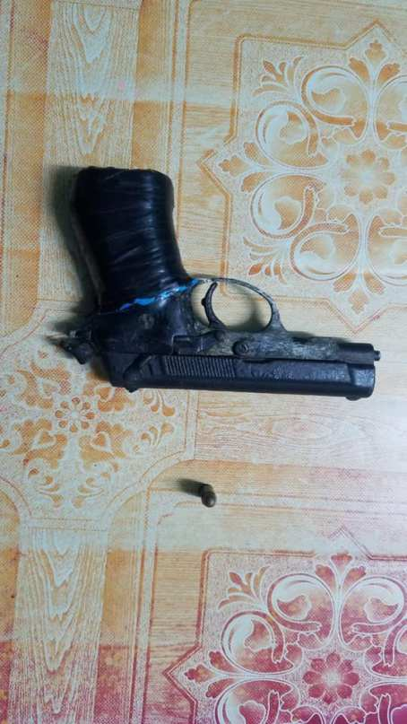 Police Chase Leads to Firearm Recovery