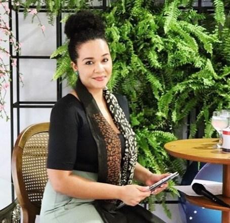 President of the Women's Bar Association in Brazil, Francene D'Aguiar is a Talented Guyanese