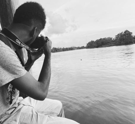 Meet Caleb Benjamin – the University Student who is a Professional Photographer on the Side