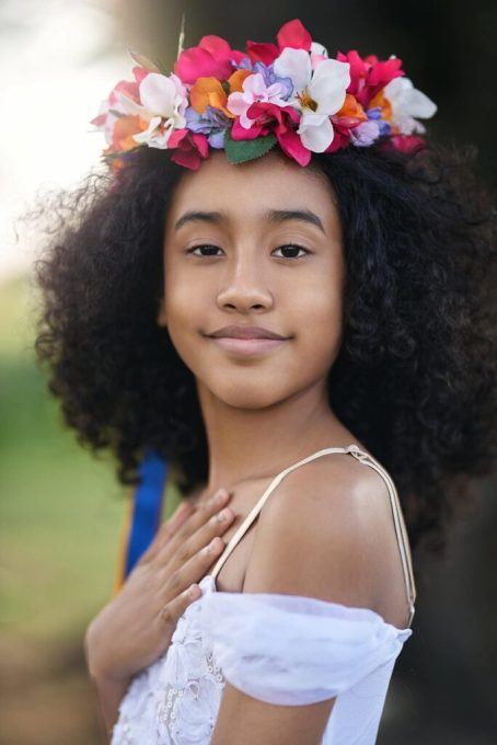 Meet Aurelia Ibrahim – Guyana's 13-Year-Old Published Author