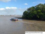 The Beautiful Demerara River - Scenes