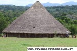 The Benab at Masakanari - Deep South Rupununi - Guyana, South America