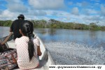 Braving the Waters of the Rupununi River - Guyana, South America