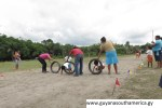 School Athletics - Rewa Village - North Rupununi Savannahs