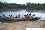 Rupununi River - Boating - Kids