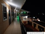 The Amazonas Hotel in Lethem