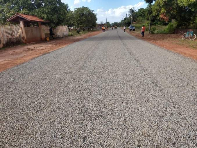 Infrastructural Development in Lethem, Region 9