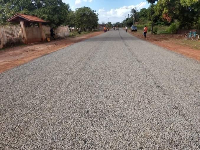 Infrastructural Development in Lethem, Region 9