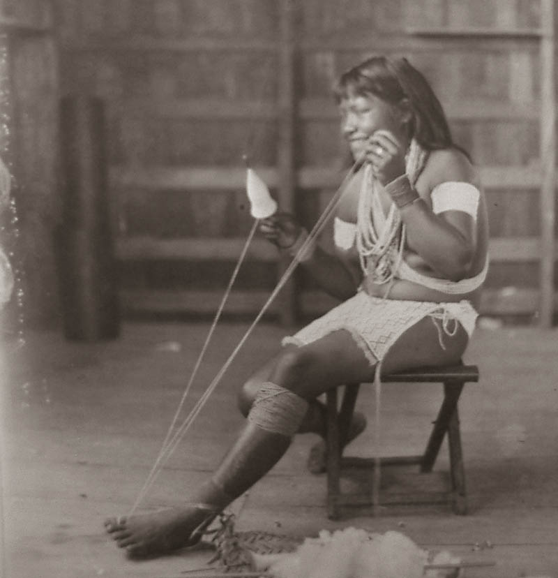 The Wai Wai Tribe Guyana Then And Now